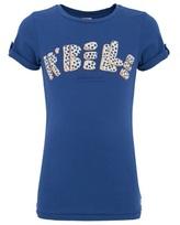 Scotch R'Belle Blue Logo Tee