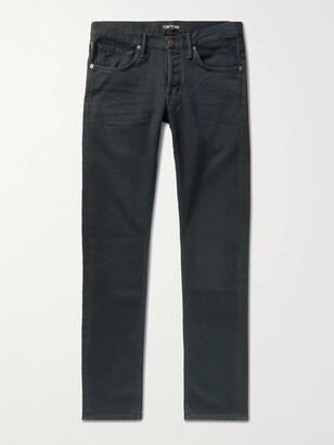 Tom Ford Slim-Fit Stretch-Denim Jeans