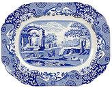 Spode Blue Italian 200th Anniversary Platter