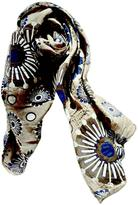 L'Imagine Graphic Daisy Scarf