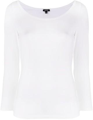 Aspesi scoop neck T-shirt