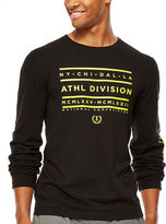 JCPenney Xersion Long-Sleeve Graphic Tee
