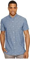 Quiksilver Spectrum Rip Short Sleeve Woven Men's Short Sleeve Pullover