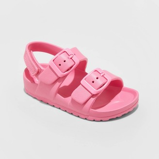 Cat & Jack Toddler Girls' Ade EVA Footbed Sandals - Cat & JackTM