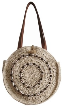 INC International Concepts Inc Melania Shell Circle Tote, Created for Macy's