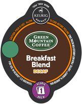Keurig K-CarafeTM Pack 8-Count Green Mountain Coffee® Breakfast Blend Decaf Coffee