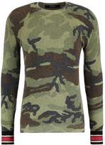 Replay Jumper Olive