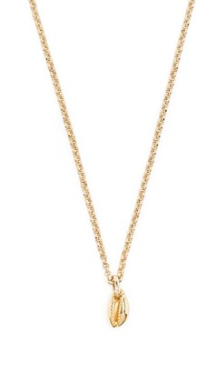 Isabel Marant Cowrie Shell Necklace