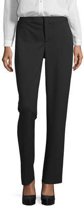 Liz Claiborne Classic Fit Straight Trouser