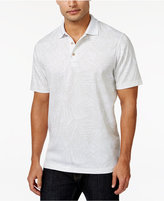 Tasso Elba Men's Big & Tall Palm Polo, Only at Macy's