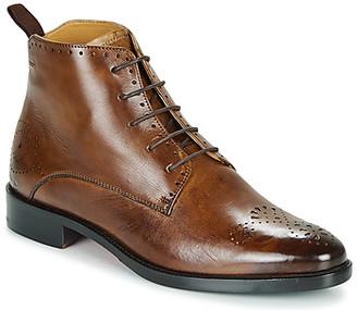 Melvin & Hamilton Melvin Hamilton BETTYS women's Mid Boots in Brown