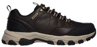 Skechers Mens Brown Selmen-Helson Shoes - Brown