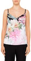 Ted Baker CERNIA PAINTED POSIE CAMI