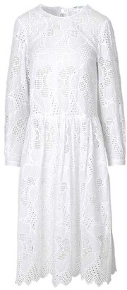 Samsoe & Samsoe Junia Dress White - XS