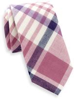Original Penguin Terrance Plaid Slim Tie