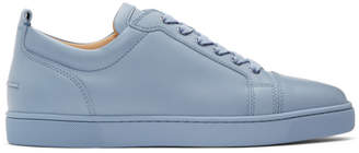 Christian Louboutin Blue Louis Junior Sneakers