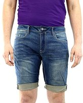 Buffalo David Bitton Men's Parker Denim Short