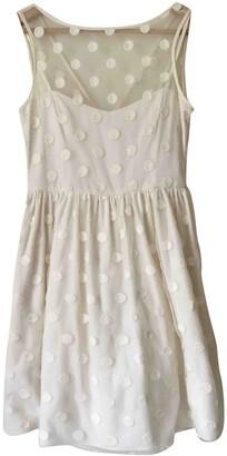 Jill Stuart Ecru Dress for Women