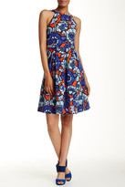 Eva Franco Nova Print Dress