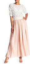 T Tahari Farrah Maxi Skirt