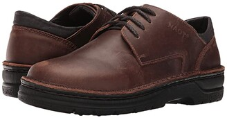 Naot Footwear Denali (Crazy Horse Leather) Men's Lace up casual Shoes