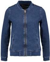 Mavi Jeans LIV Bomber Jacket dark indigo retro stretch
