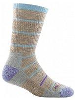 Darn Tough Women's Summit Stripe Boot Sock Cushion, Pebbles