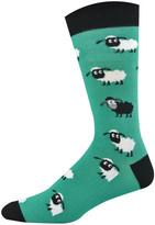 Bamboozld Black Sheep Sock