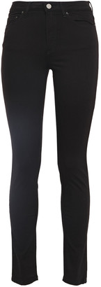Acne Studios Skin 5 Cropped Mid-rise Skinny Jeans