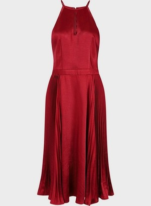 Dorothy Perkins Womens Chi Chi London Burgundy 'Amee' Dress, Burgundy