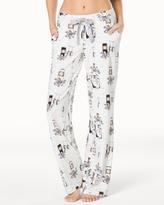 Soma Intimates Pajama Pants Celebration Ivory RG