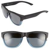 Smith Optics Women's 'Clark' 54Mm Polarized Sunglasses - Matte Black/ Polarized Grey