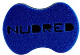 Standard Size BLUE Brush   The Original Hair Sponge   The NUDRED Natural Hair Care System