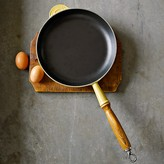 Le Creuset Heritage Cast Iron Fry Pan, Quince