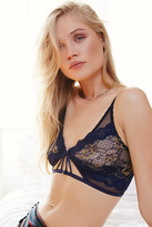 Intimately Womens FPX SILVER BRALETTE