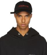 Misbhv Black euphoria Cap
