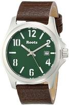 Roots Women's 1R-LF101GN2C Bonita Analog Display Japanese Quartz Brown Watch
