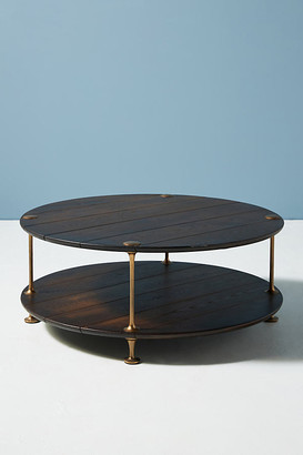 Anthropologie Elio Coffee Table By in Brown