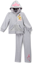 Children's Apparel Network Disney Princess Hoodie & Pants - Toddler