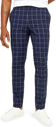 Topman Wind Skinny Fit Trousers