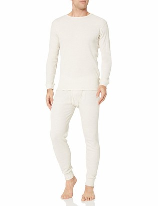Amazon Essentials Men's Standard Thermal Long Underwear Set