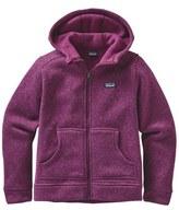 Patagonia 'Better Sweater ® ' Hoodie (Little Girls & Big Girls)