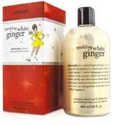 philosophy Sparkling White Ginger Shampoo, Shower Gel & Bubble Bath