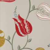 Garden Collection Osborne & Little - Persian Isfahan Tulip Wallpaper - W649006