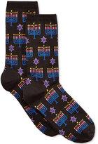 Hot Sox Women's Menorah Socks