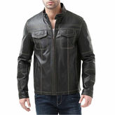 Asstd National Brand Zachary Motorcycle Jacket