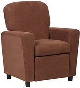 Costzon Kids Recliner Sofa Chair Children Reclining Seat Couch Room Furniture (Brown)