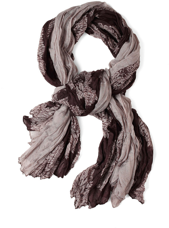 Cocoa Flow Scarf