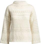 Polo Ralph Lauren Wool-Alpaca Boatneck Sweater