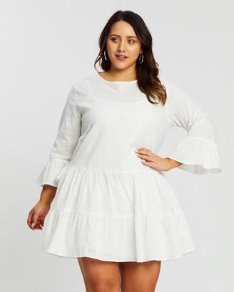 Atmos & Here Zoella Smock Dress